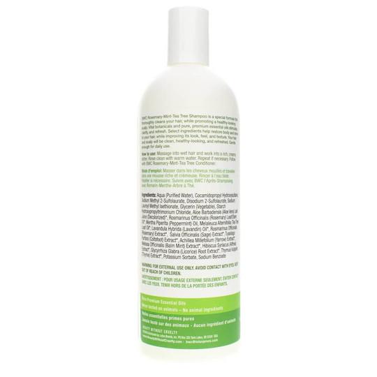 Shampoo Rosemary Mint Tea Tree