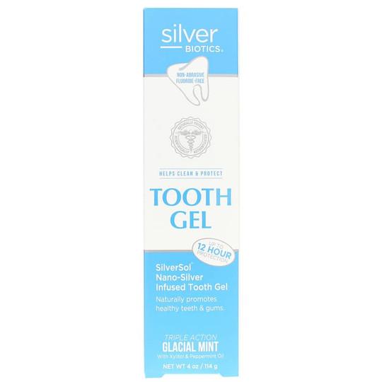 Silver Biotics Tooth Gel American Biotech Labs