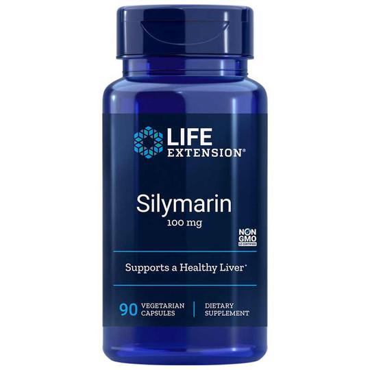 Silymarin 100 Mg