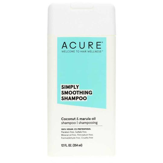 Simply Smoothing Coconut & Marula Shampoo, Acure Organics
