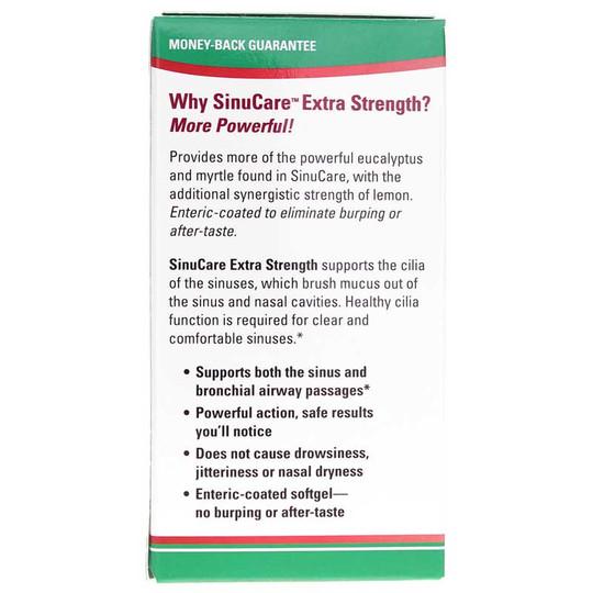 SinuCare with Eucalyptus Extra Strength