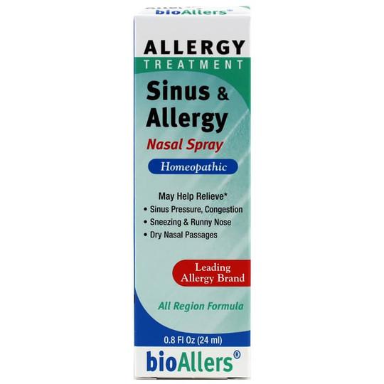 Sinus & Allergy Nasal Spray