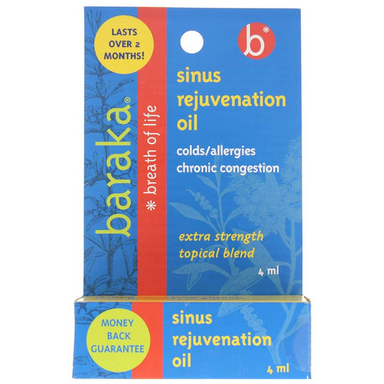 Sinus Rejuvenation Oil