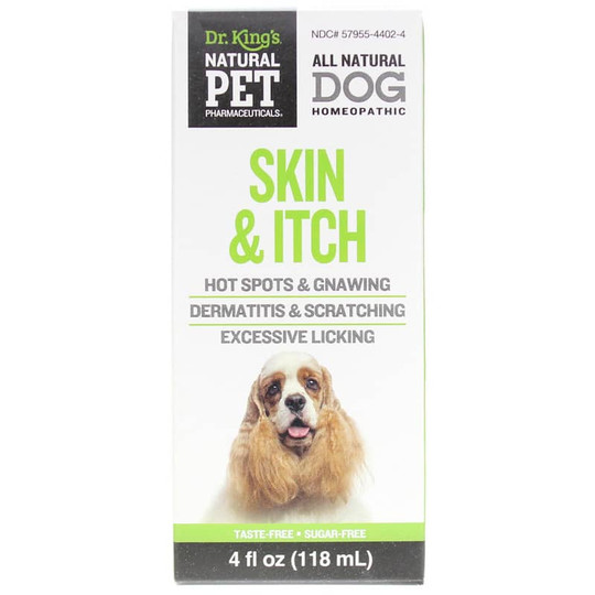 Skin & Itch for Dogs Homeopathic