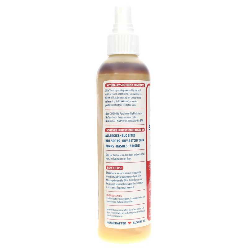 Wondercide Skin Tonic Spray Itch + Allergy