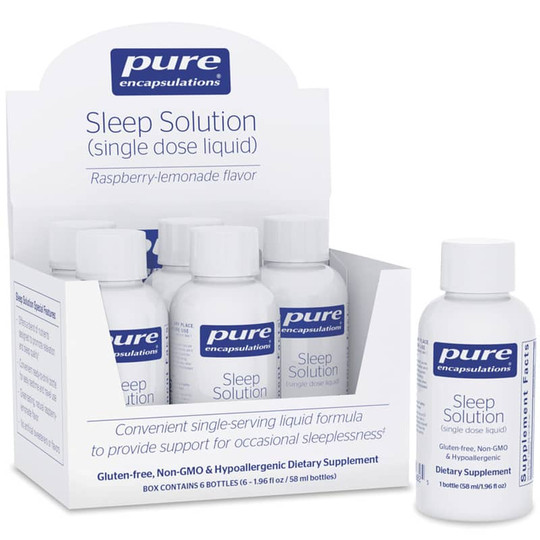 Sleep Solution (single dose liquid)