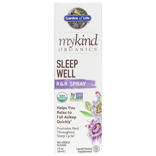 Sleep Well R & R Spray