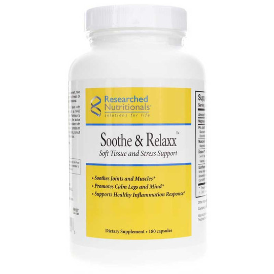 Soothe & Relaxx Soft Tissue & Stress Support
