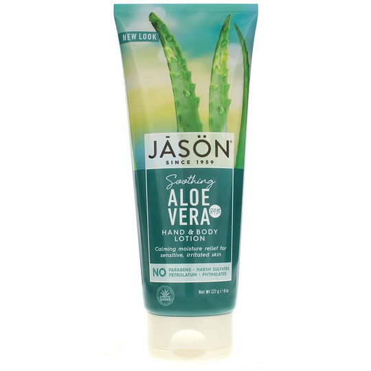 Soothing Aloe Vera Hand & Body Lotion