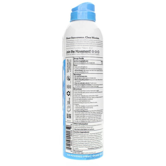 Sport Sunscreen Continuous Spray SPF 30