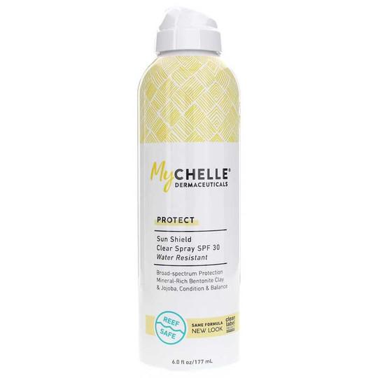 Sun Shield Clear Spray SPF 30
