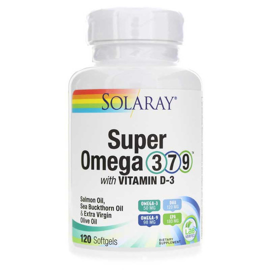 Super Omega 3-7-9 with D3