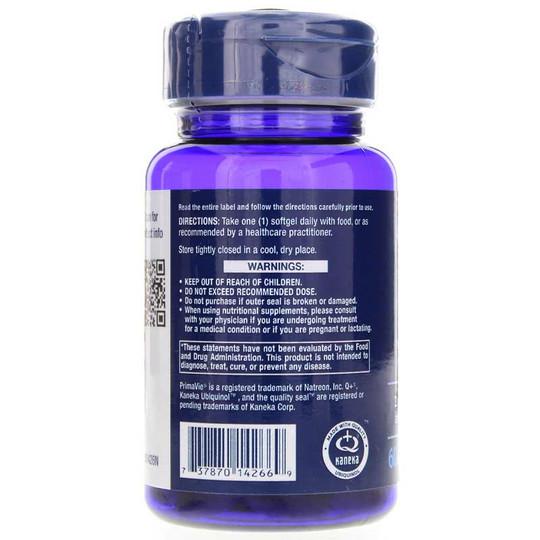Super Ubiquinol CoQ10 100 Mg with Enhanced Mitochondrial Support