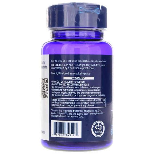 Super Ubiquinol CoQ10 200 Mg with Enhanced Mitochondrial Support