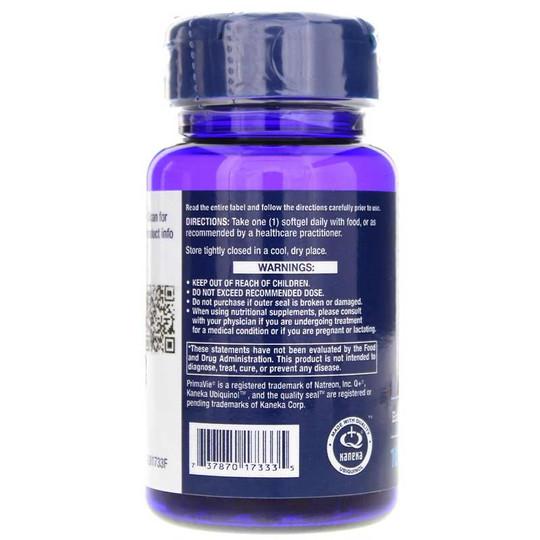 Super Ubiquinol CoQ10 with BioPQQ 100 Mg