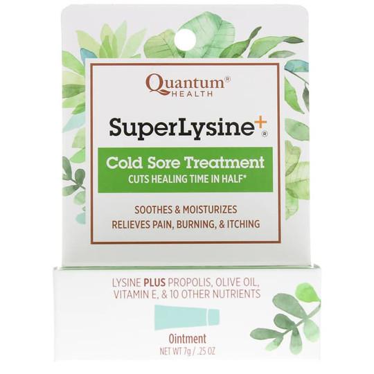 SuperLysine+ Cold Sore Treatment