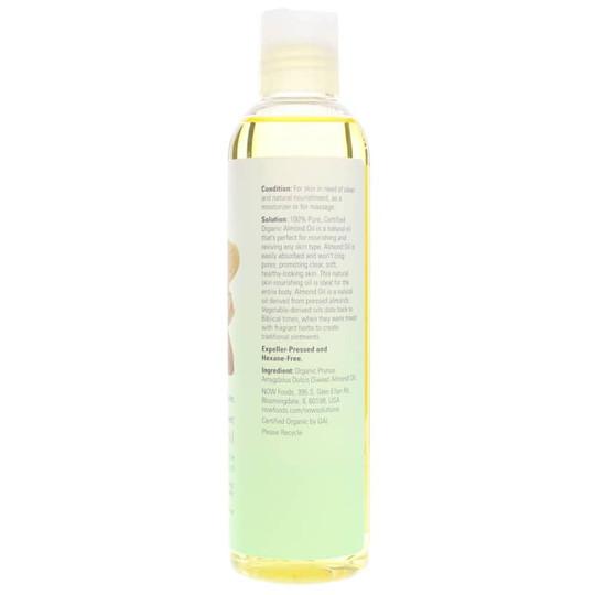 Sweet Almond Oil Certified Organic