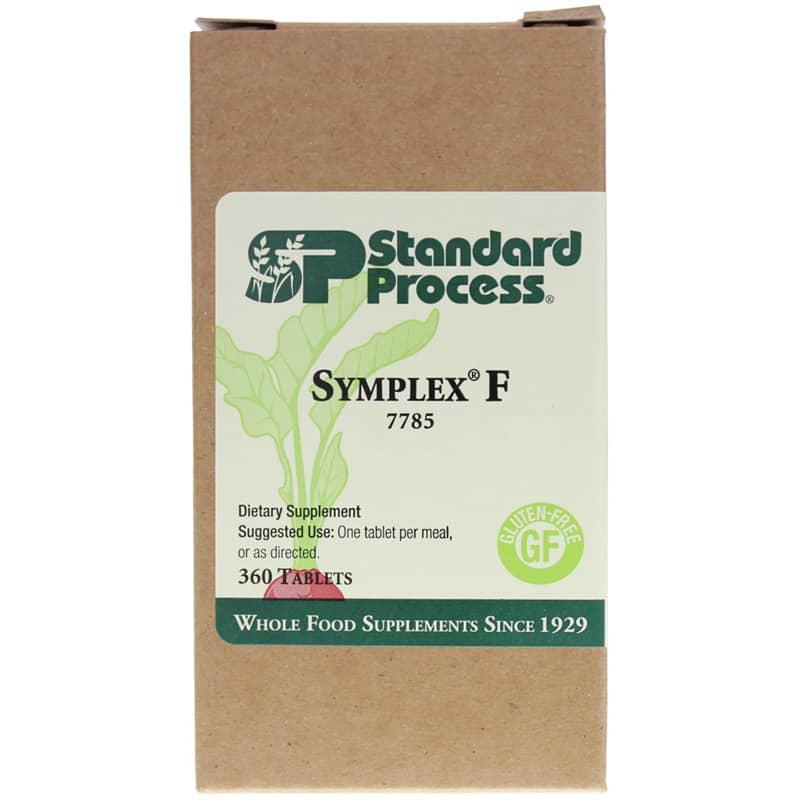 Standard Process Symplex F