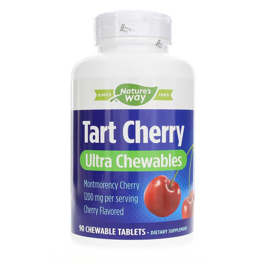 Tart Cherry Ultra Chewable