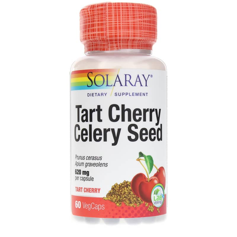 Tart Cherry with Celery Seed