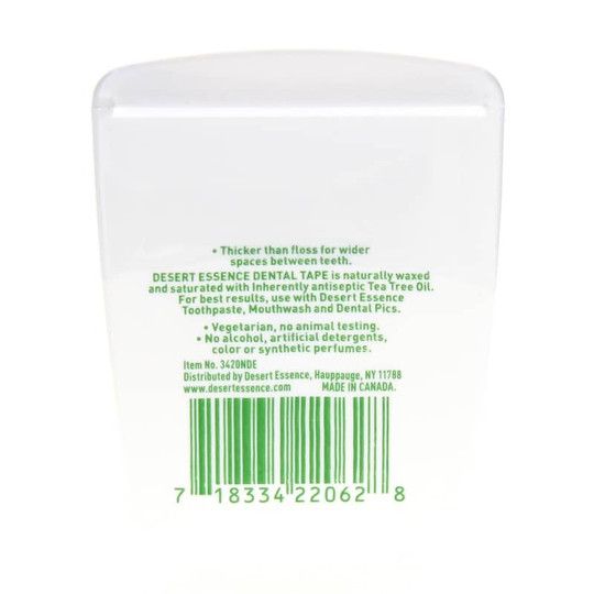 Tea Tree Oil Dental Tape