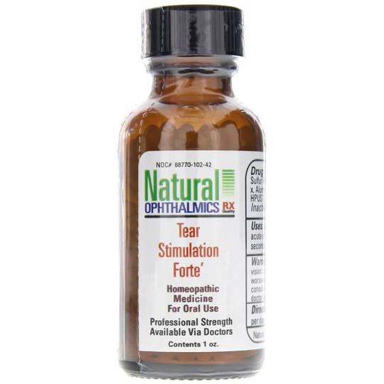 Tear Stimulation Forte Homeopathic Pellets