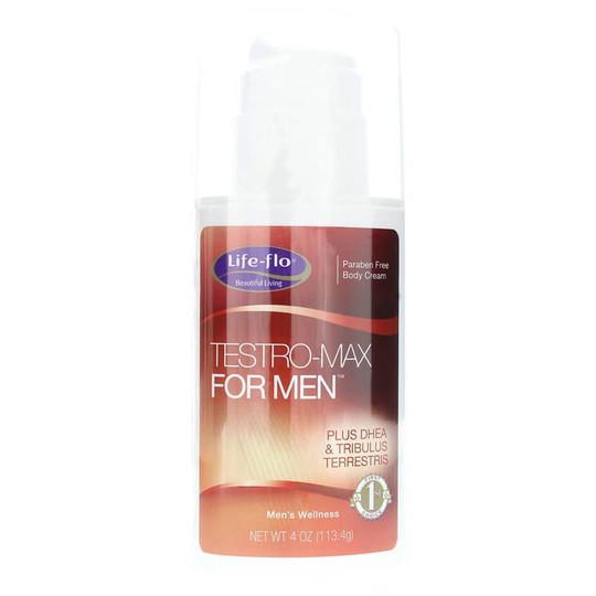 Testro-Max for Men Body Cream