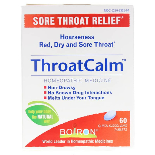 ThroatCalm Sore Throat