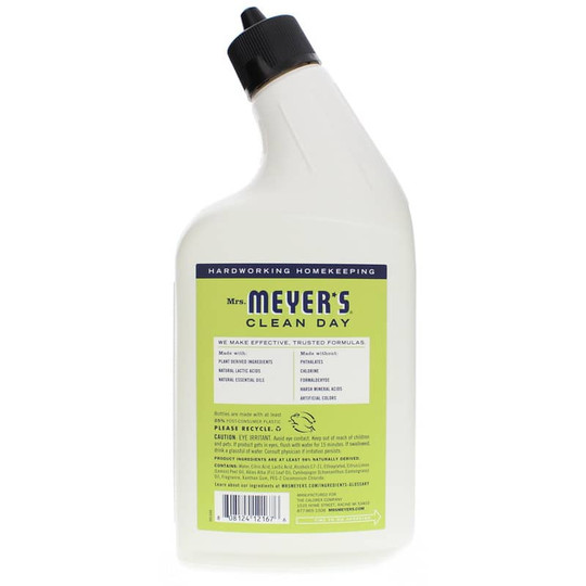 Toilet Bowl Cleaner Mrs Meyers Clean Day