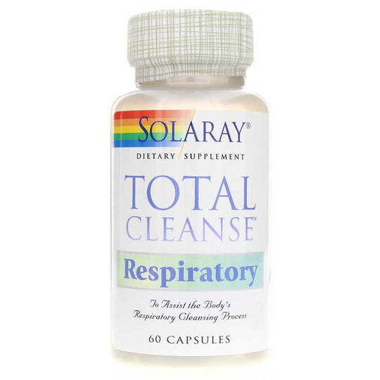 Total Cleanse, Respiratory Formula