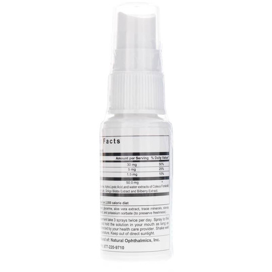 Total Ocular Function Oral Spray
