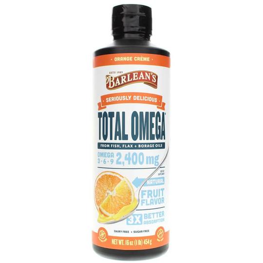 Total Omega 3-6-9