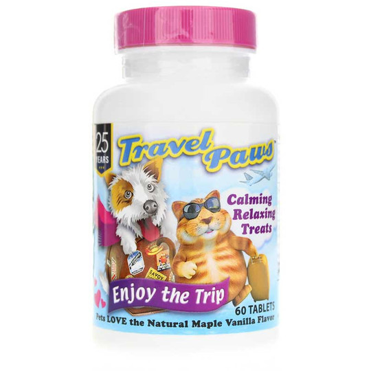 Travel Paws Calming Treats for Pets