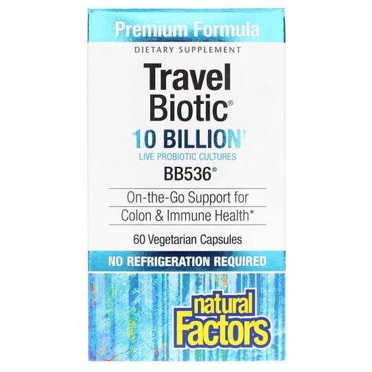 TravelBiotic 10 Billion Active Cells