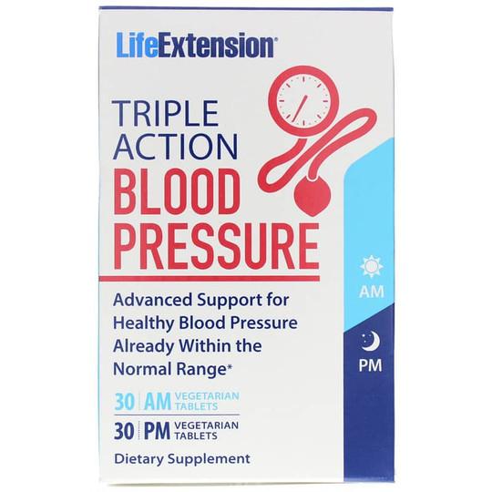 Triple Action Blood Pressure