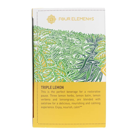 Triple Lemon Tea