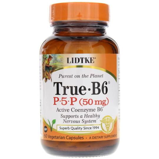 True B6 50 Mg