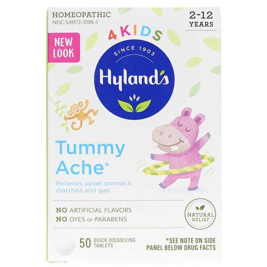 Tummy Ache 4 Kids