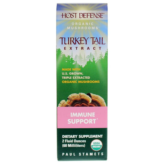 Turkey Tail Extract Immune Support