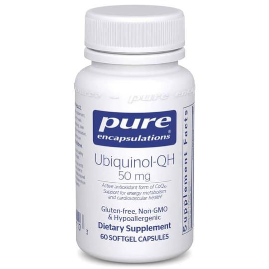 Ubiquinol-QH 50 Mg