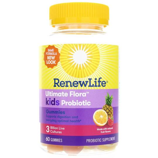 Ultimate Flora Kids Probiotic 3 Billion Gummies