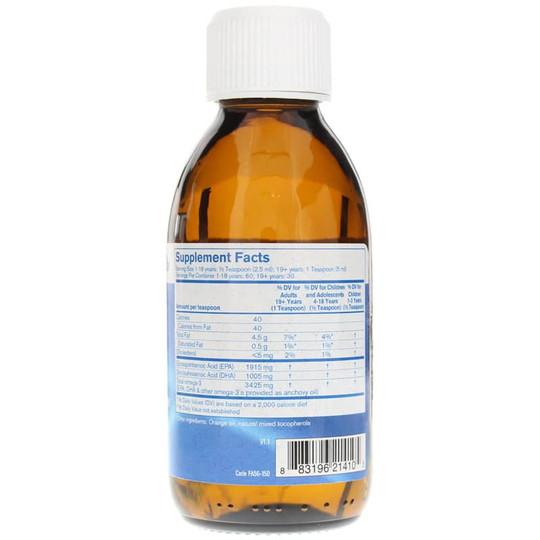 Ultra EPA/DHA Liquid High Triglyceride Orange Flavor