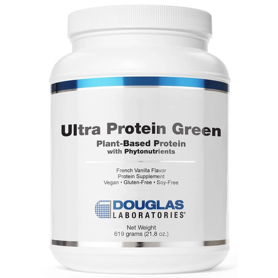Ultra Protein Green Plant-Based Protein