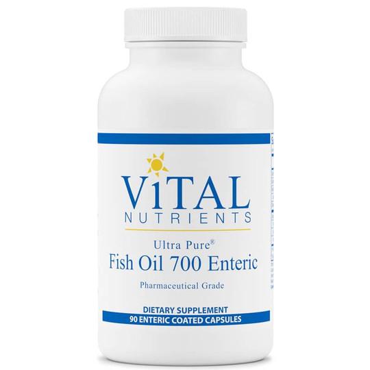 Ultra Pure Fish Oil 700 Enteric
