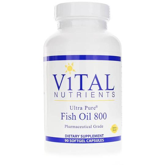 Ultra Pure Fish Oil 800