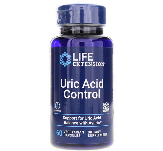 Uric Acid Control