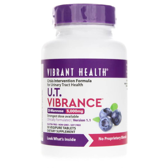 UT Vibrance Tablets for Urinary Tract Health