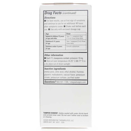 V Clear EPs 7630 Cherry Flavor Upper Respiratory Support