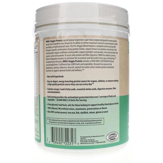 veggie-protein-superfoods-MRM-van