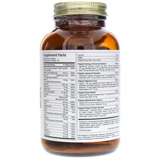 Vita-Min-Herb Women's Multivitamin Tablets
